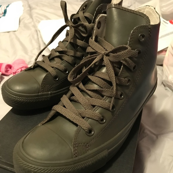 Converse Shoes | Converse Army Green